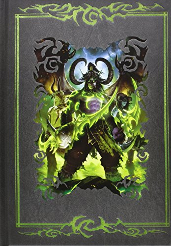 World of Warcraft: Legion Hardcover Blank Sketchbook (Insights Deluxe Sketchbooks)