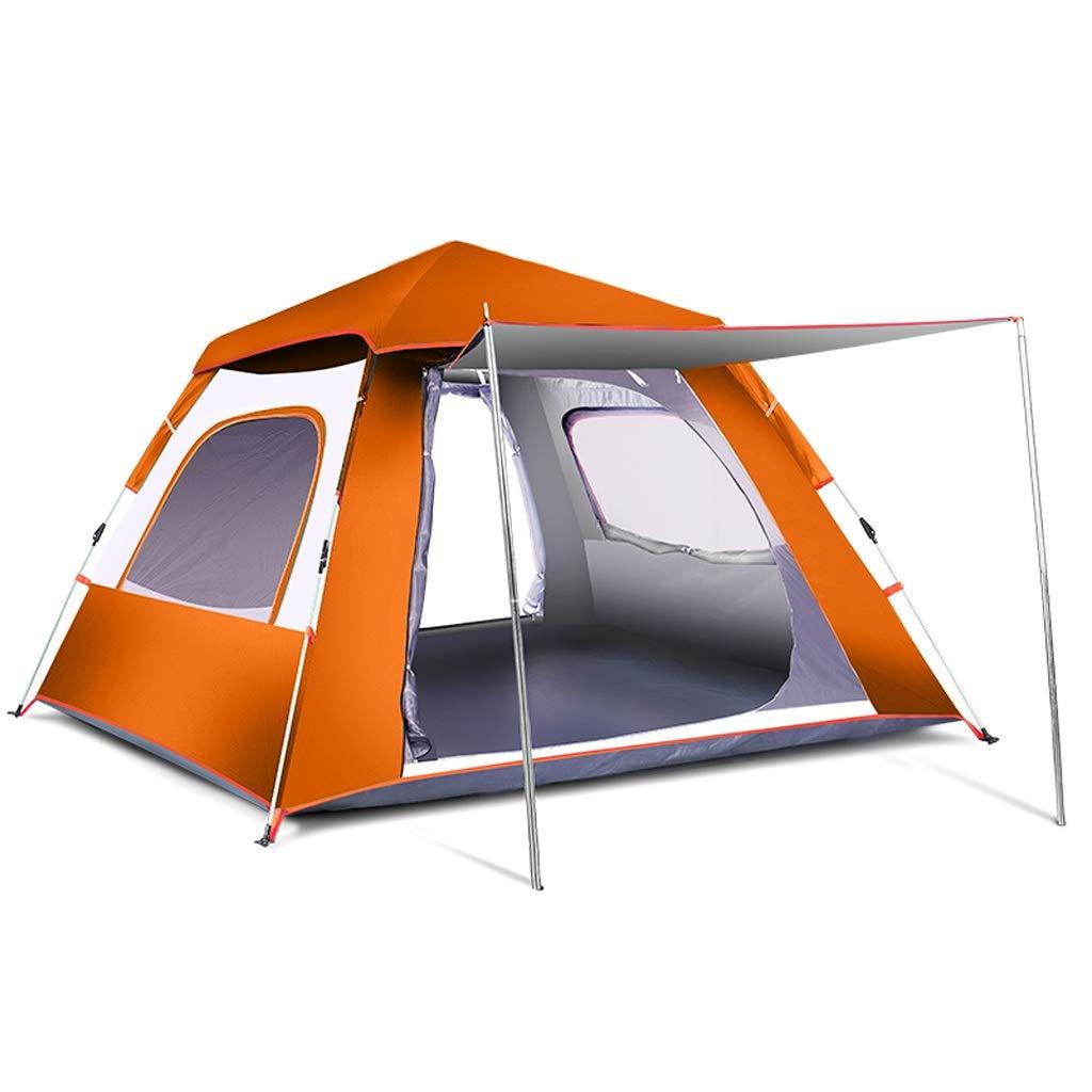 CATRP Marke Pop Up Zelt Draussen Camping Groß Groß Groß 3-4 Mann Regenfest Hydraulisch Automatik Tragbar Zelt, 3 Farben, 2 Größen (Farbe   Grün, größe   240x240x155cm) B07PDDV27T Wurfzelte Ausgezeichneter Wert 6a37cd