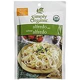 Simply Organic Alfredo Seasoning Mix 42gm, 12-count