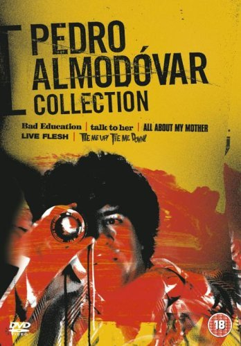 Pedro Almodvar Collection (Bad Education / Talk to Her / All About My Mother / Live Flesh / Tie Me Up! Tie Me Down!) [Region 2] by Gael Garc??a Bernal