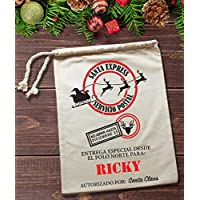 Bolsa, Costal Santa Claus personalizada