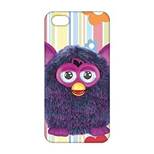 Angl 3D Case Cover University of Monsters Phone Case for iPhone 5s
