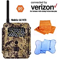 Spartan HD GoCam (Connected by Verizon, Model#GC-VCTi) 3G Wireless, Infrared (2-year warranty) - Bonus Package