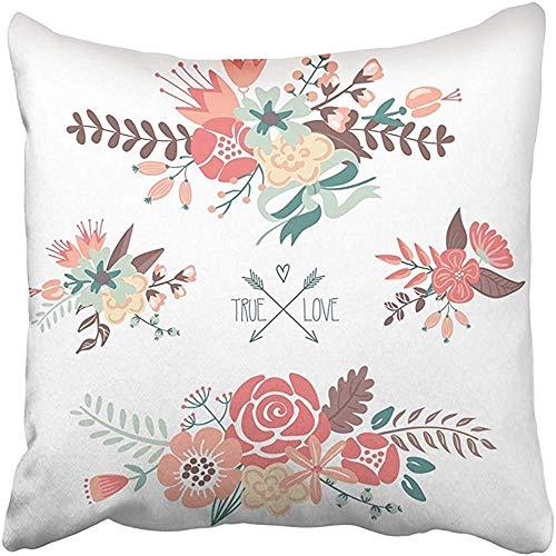 (Cvhtr3m Throw Pillow Cover 18