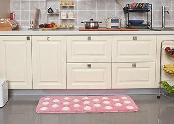 DIAIDI Cute Area Rugs ,Polka Dots Carpet,Dinning Room Rug,Bedroom Rug,