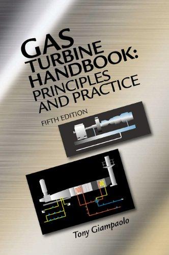 Gas Handbook (Gas Turbine Handbook: Principles and Practice, Fifth Edition)