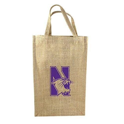 希少 黒入荷! Northwestern B0178I3152Northwestern 2-bottleトートバッグ B0178I3152, ラケットプラザ:9662014c --- sabinosports.com