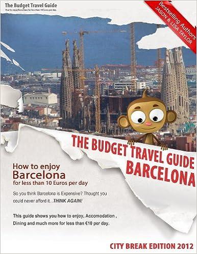 Pdf guide barcelona travel