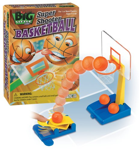 Super Shooter Basketball - Big Little Games