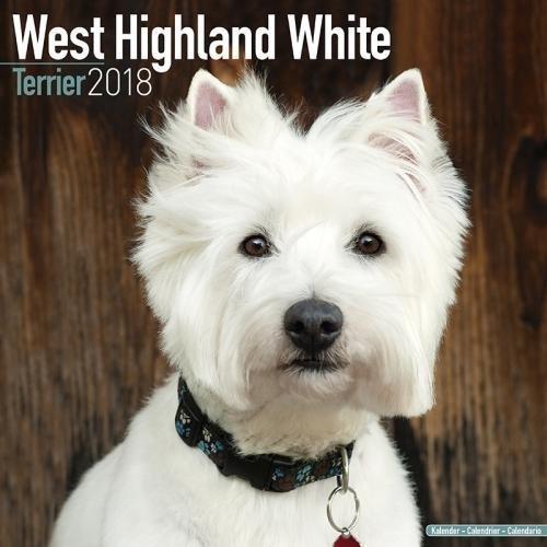 Download West Highland Terrier Calendar - Dog Breed Calendars - 2017 - 2018 wall Calendars - 16 Month by Avonside ebook