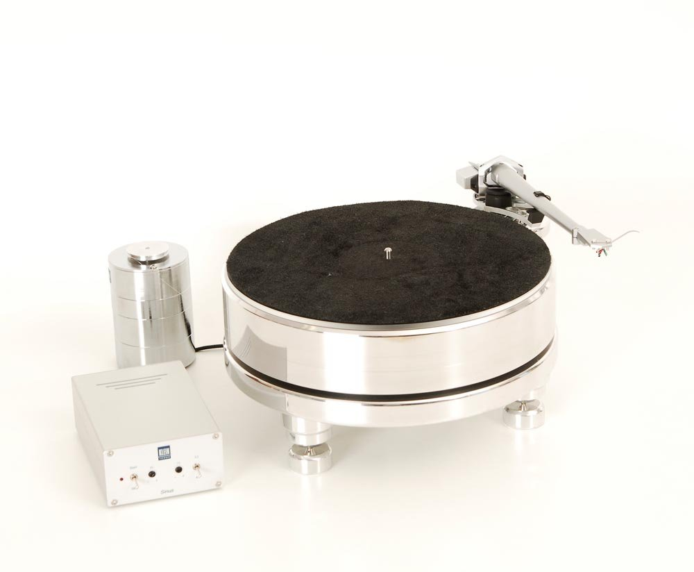 Acoustic Solid Machine Small Royal + Trans Rotor SME 3500 ...