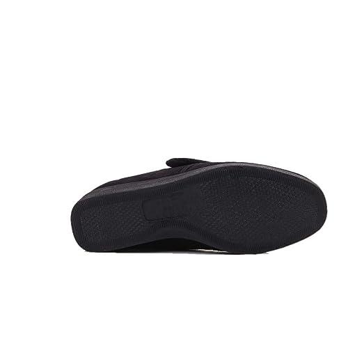 VALLEVERDE 23208 Pantofola con Strappo Mocassini Scarpe