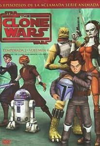 STAR WARS:THE CLONE WARS SEASON 2 VOLUME 4 (THE CLONE STARS TEMPORADA 2 VOLUME 4)