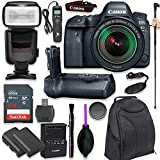Canon EOS 6D Mark II DSLR with EF 24-105mm f/3.5-5.6 is STM Lens...