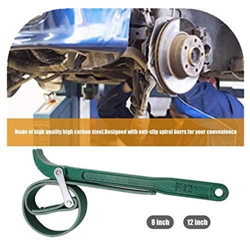 (DaJun Multi-Purpose Adjustable Belt Strap Wrench- 12