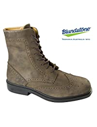 BLUNDSTONE 1307 LACEUP BROWN BOOTS MENS