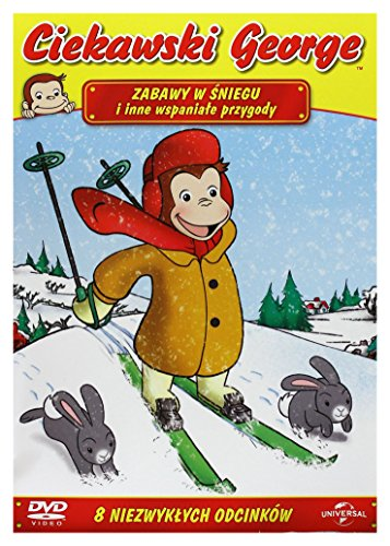 Curious George [DVD] (IMPORT) (No English version)