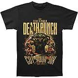 Five Finger Death Punch Men's Sgt. Major T-shirt Black