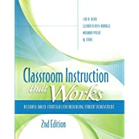 Classroom Instruction that Works: Research-Based Strategies for Increasing Student Achievement (2nd Edition)