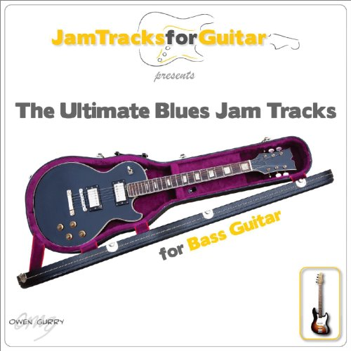 The Ultimate Blues Jam Tracks for Bass Guitar