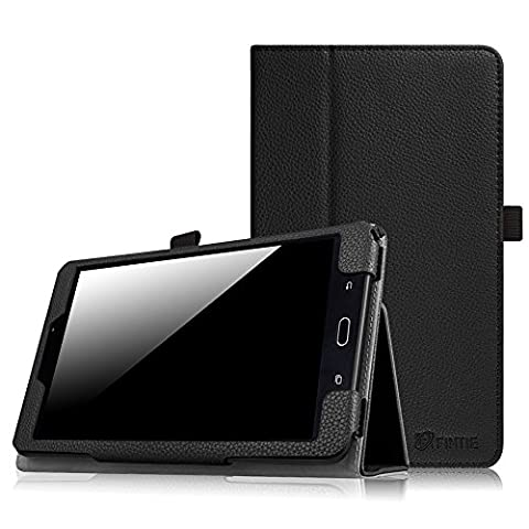 Fintie Samsung Galaxy Tab E 8.0 Case - Slim Fit Premium PU Leather Folio Stand Cover for Galaxy Tab E 8