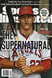 Mike Trout Sports Illustrated Autograph Replica Poster - California Angels