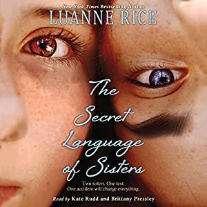 The Secret Language of Sisters Audiobook