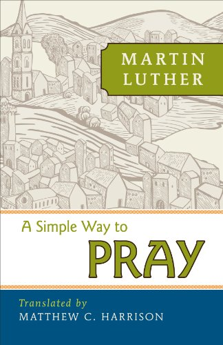 A Simple Way to Pray cover