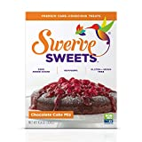 Swerve Sweets, Chocolate Cake Mix, 10.6 ounces