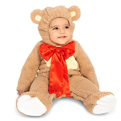 Unknown - Teddy Bear Infant Costume - 6-12M -