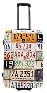 Saxoline Maletas y trolleys 1308C0.49.09 Varios colores 29.0 liters