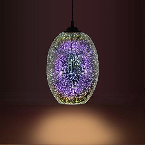 Flower Ball Light Pendant - 3