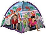 """Pacific Play Tents Kids Dinosaur Dome Tent for Indoor / Outdoor Fun - 48"""" x 48"""" x 42"""""""