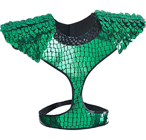 amscan Dragon Harness Halloween Costume Accessory for Adults, One ()