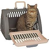 SportPet Designs Travel Cat Carrier Front Door Plastic Collapsible