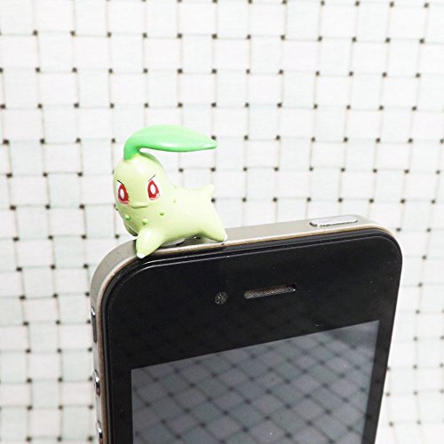 Chikorita Dust Phone Headphone Dustproof product image