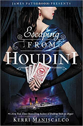 Image result for escaping from houdini cover