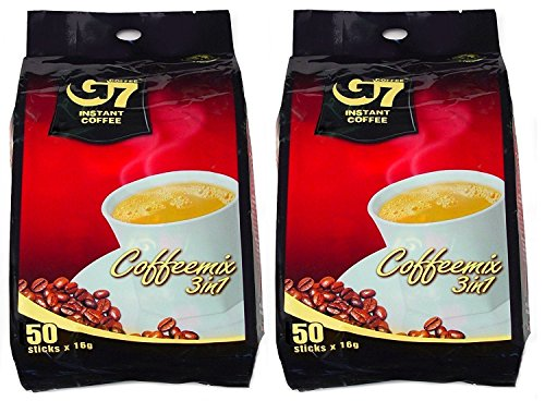 Instant Premium Vietnamese Coffee Sticks