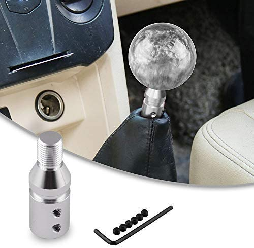 Black Top10 Racing Shift knob Shifter Adapter Universal for Non ...