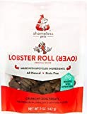 Cheap SHAMELESS PETS 100% Natural Dog Treats, Lobster | Made in The USA from Upcycled Food Ingredients – All Natural, Grain Free Superfood Infused!