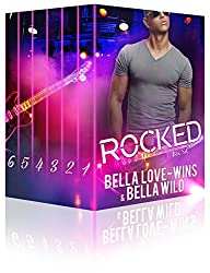 Rocked Parts 1 - 6 Full Series Box Set: A New Adult Rockstar Romance (Billionaire's Obsession Book 3)