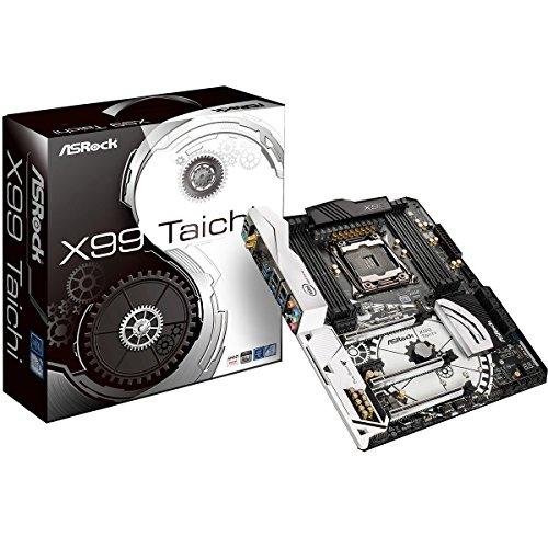 ASRock LGA2011-v3/ Intel X99/ DDR4/SATA3&USB3.1/...