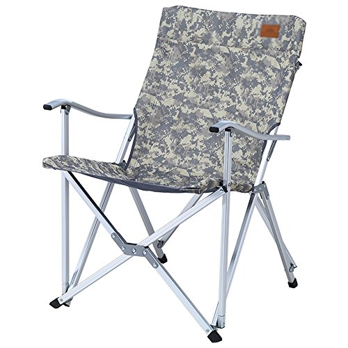 Folding chair / camping folding chair / camouflage ethnic style beach chair / sun lounger / fishing chair /Camping chair /Outdoor portable folding chair / by Folding Chair