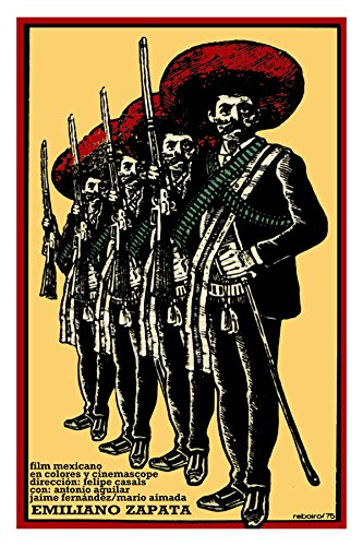 Revolution Poster Mexican - 18