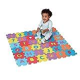 Bruin - Alphabet & Numbers Foam Puzzle Mat