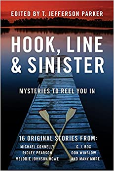 Book Hook, Line & Sinister: Mysteries to Reel You In