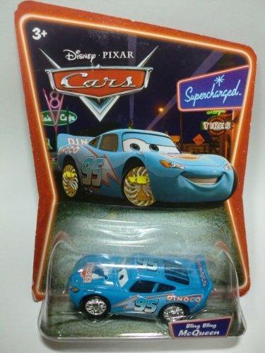 ([Mattel] MATTEL Cars Disney Pixar Cars Bling McQueen Supercharged (japan)