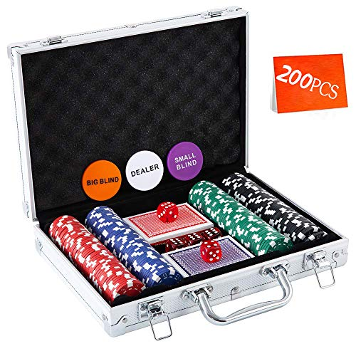 Homwom Casino Poker Chip