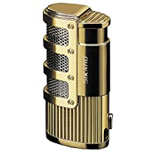 Sikaro Typhoon Triple Torch Lighter w/cigar punch 06-06-103
