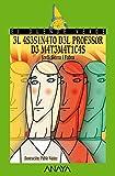 El asesinato del profesor de matemáticas (El duende verde / The Green Elf nº 123)